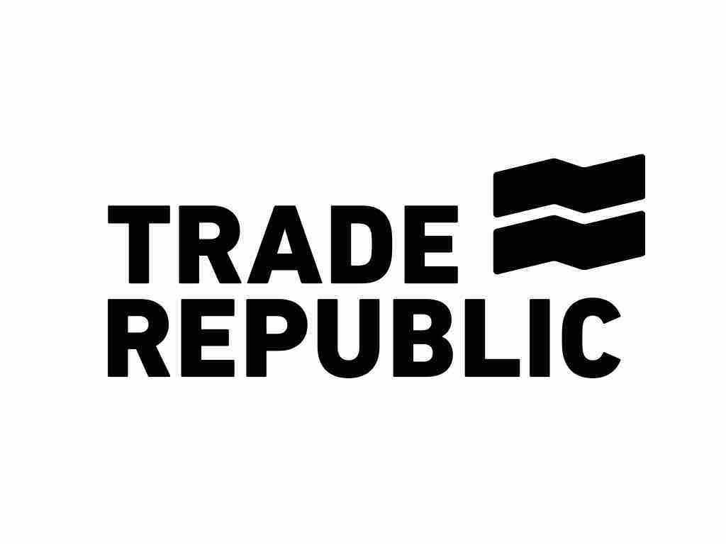 Das Logo von Trade Republic